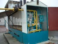 """Котлы газовые - теплогенерирующие установки  """"Каскад """" (газовые котельные шкафного типа) ."""